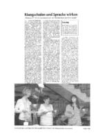 2006_11 Klangschalen und Sprache wirken